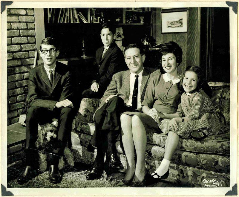 Freedman Family c1965