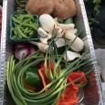Chef Farm Fresh Veggies