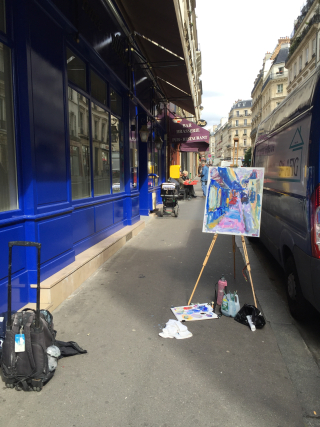 SM Paris Street Scene