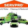 Servpro truck logo