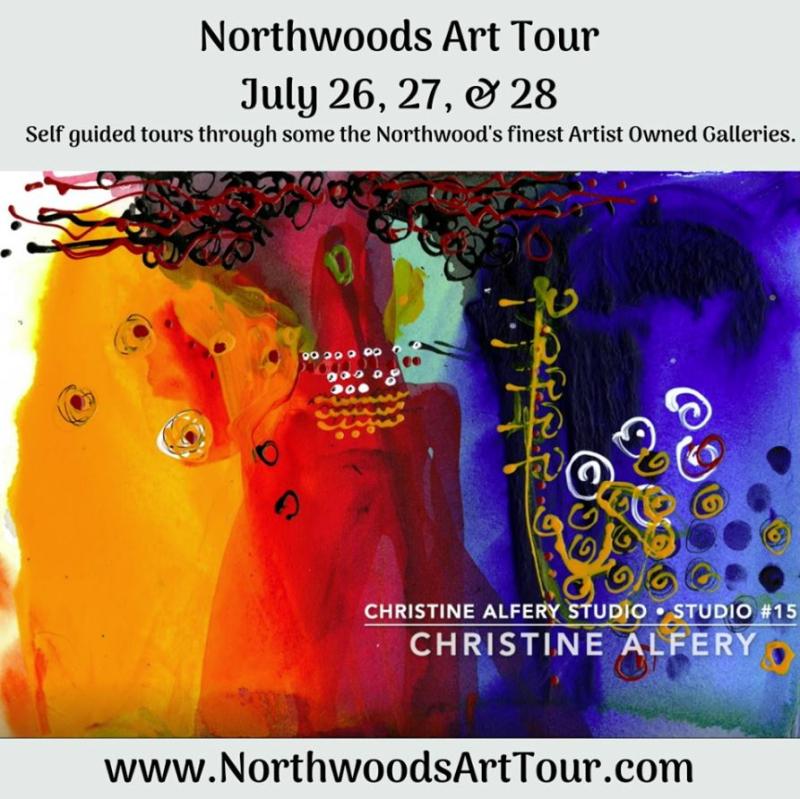CA Northwoods Tour Post